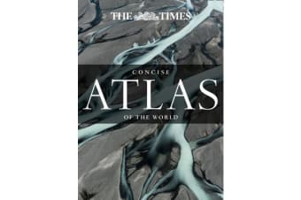 The Times Concise Atlas of the World - 13th Edition