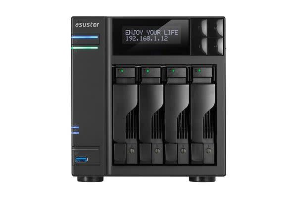 Asustor AS6204T 4-Bay NAS
