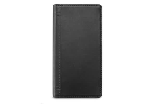 Twelve South Journal Leather Wallet for iPhone 7 Plus - Black