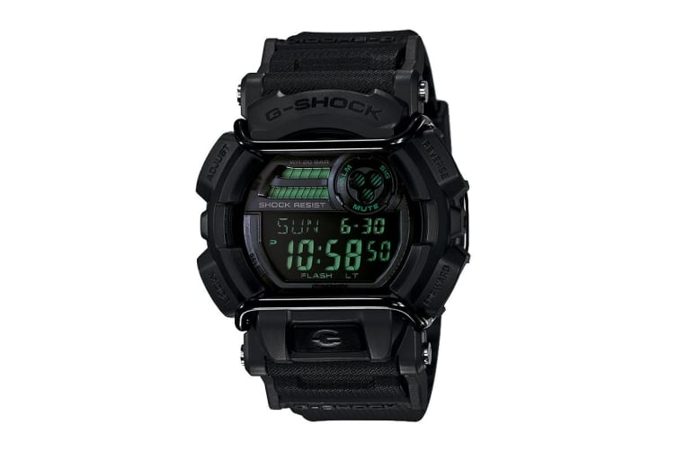 Casio G-Shock Digital Military Series Watch with Resin Band  - Black (GD400MB-1D)