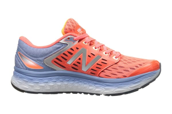 New Balance Women's Fresh Foam 1080 v6 Running Shoes (Dragonfly/Grey, Size 9)
