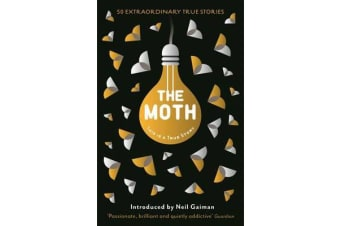 The Moth - This Is a True Story
