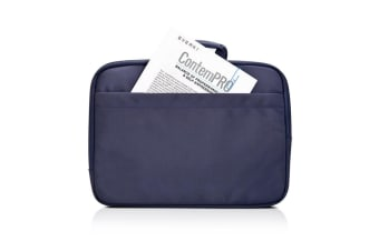 "Everki ContemPRO notebook case 39.6 cm (15.6"") Sleeve case Navy"