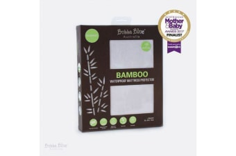 Bubba Blue  Bamboo - Bassinet Bamboo Matress Protector