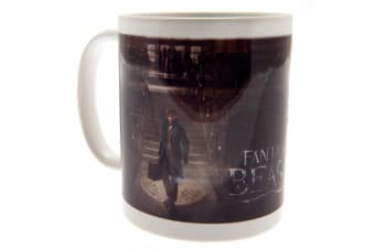 Fantastic Beasts Official Ceramic Mug (Multicoloured)