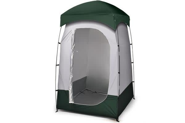 XL Camping Shower Toilet Tent