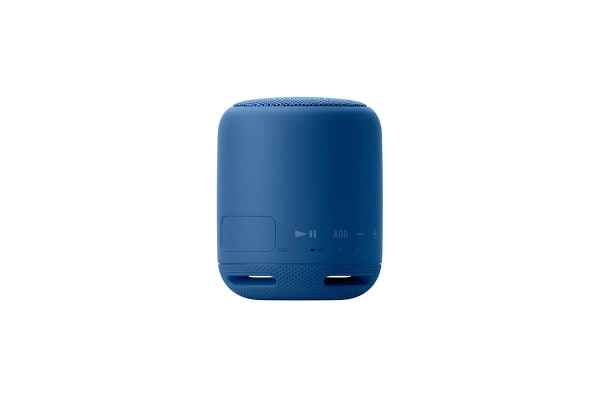 Sony Ultra Portable Wireless Speaker - Blue (SRSXB10L)