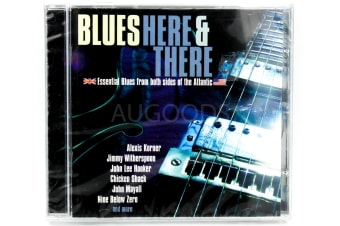 Blues .... Here &; There. BRAND NEW SEALED MUSIC ALBUM CD - AU STOCK
