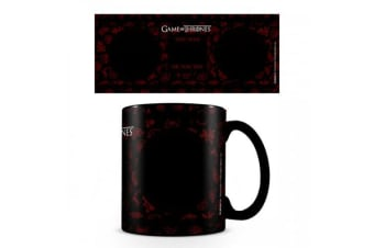 Game Of Thrones Heat Changing Mug (Targaryen) (One Size)