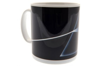 Pink Floyd Official Ceramic Mug (Black)