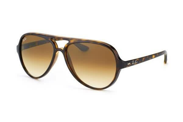 Ray-Ban RB4125 - Light Havana Crystal (Brown Gradient lens) Unisex Sunglasses