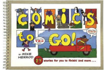 Comics to Go - We Start and You Finish