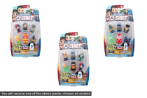 Ooshies DC Comics Assorted 7 Pack