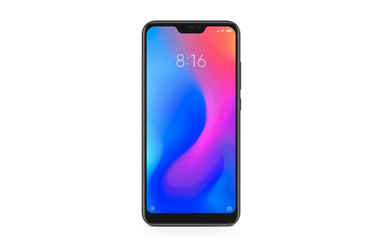 Xiaomi Mi A2 Lite (64GB, Black) - Global Model