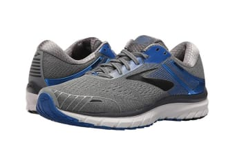 Brooks Men's Adrenaline GTS 18 (Grey/Blue/Black)