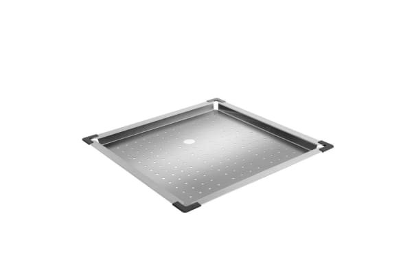 Stainless Steel Kitchen Sink Colander Square