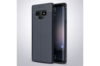 For Samsung Galaxy Note 9 Case TPU Shockproof Slim Back Mobile Phone Cover Navy