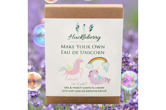 Make Your Own `Eau De Unicorn` Custom Perfumes | Huckleberry