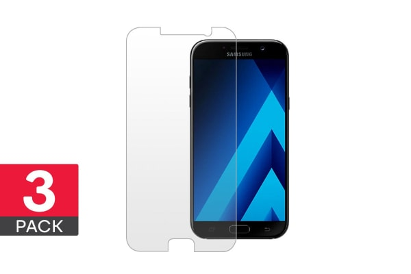 3 Pack Screen Protector for Samsung Galaxy A7 2017