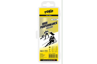 Toko Wax High Performance Hot Wax Yellow 120G