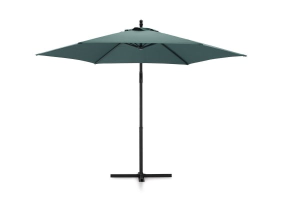 Komodo Outdoor Cantilever Umbrella (Green)