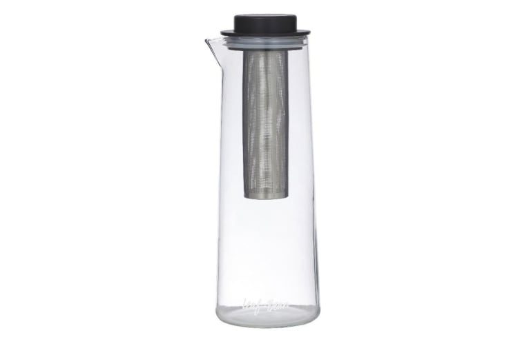 Leaf & Bean Cold Brew Ice Tea Flask with Infuser 1L