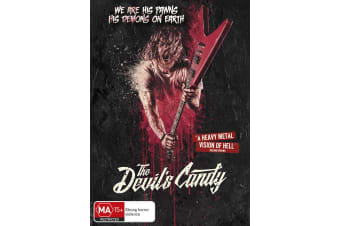 The Devils Candy DVD Region 4