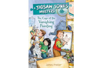 Jigsaw Jones - The Case of the Vanishing Painting