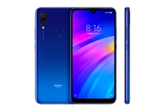 Xiaomi Redmi 7 (64GB, Blue) - Global Model