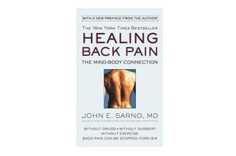 Healing Back Pain (Reissue Edition) - The Mind-Body Connection