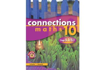 Connections Maths 10 - Stage 5.2/5.1