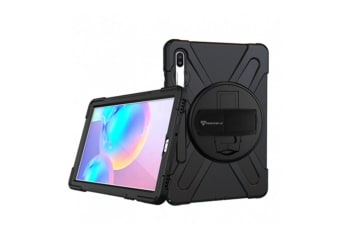 "Armor-X (JLN Series) Tablet Case -Ultra 3 Layers Shockproof Case for Galaxy Tab S6  10.5""  with Hand"