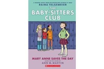 Baby-Sitters Club Graphix - #3 Mary Anne Save the Day
