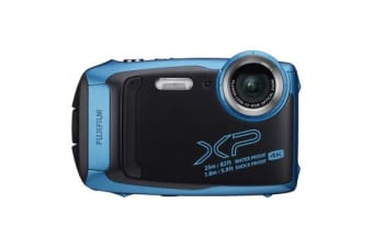 New Fujifilm FinePix XP140 Digital Camera Blue (FREE DELIVERY + 1 YEAR AU WARRANTY)