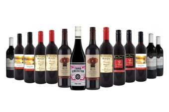 Primo Red Mixed Wine (14 Bottles)