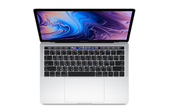 Apple MacBook Pro 13 2018 512GB+8GB 2.3GHz i5 (US Keyboard) (Touch Bar) - Silver