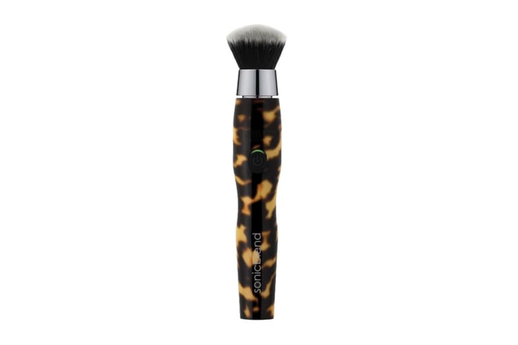 Michael Todd Beauty Sonicblend Antimicobial Makeup Brush - Tortoise (MTSBT)