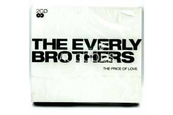 The Everly Brother - The Price of Love - 2 CD BRAND NEW SEALED MUSIC ALBUM CD