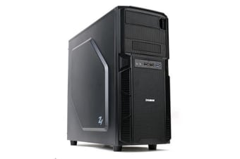 Zalman Z1 Front Mesh Mid Tower Case (NO PSU) - Two System Fans include