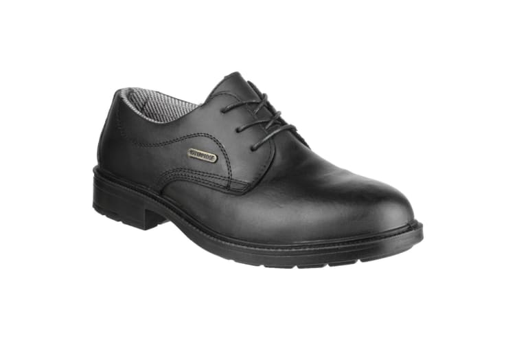 Amblers Safety FS62 Mens Waterproof Safety Shoes (Black) (10 UK)