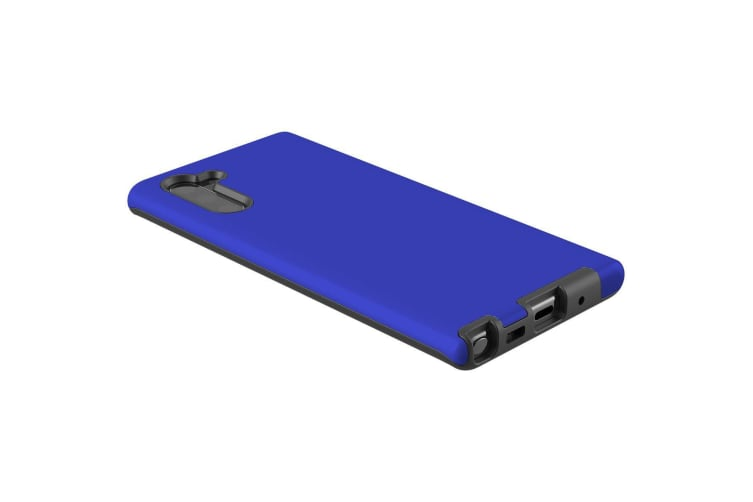 For Samsung Galaxy Note 10 Case  Armour Slim Strong Tough Cover  Blue