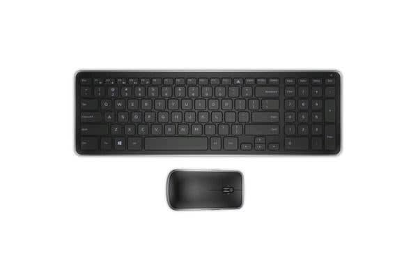 Dell KM714 USB Wireless Keyboard and 2.4 GHz Mouse combination