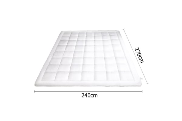 Microfibre Winter Quilt (Super King)