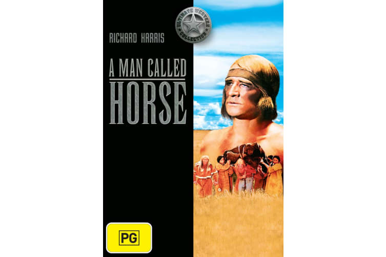 A Man Called Horse DVD Region 4