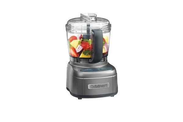Cuisinart Mini Prep Processor Gun Metal Grey