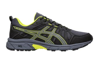 ASICS Men's Gel-Venture 7 Running Shoe (Metropolis/Safety Yellow)