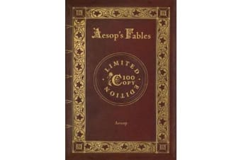 Aesop's Fables (100 Copy Limited Edition)