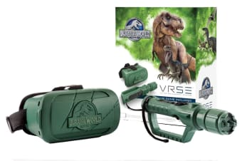 VRSE VR Entertainment System (Jurassic World)