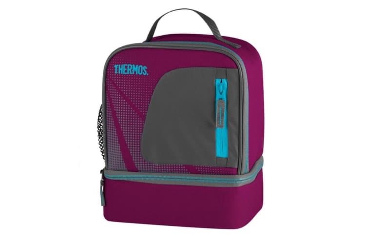 Thermos Radiance Dual Compartment Soft Lunch Case - Pink