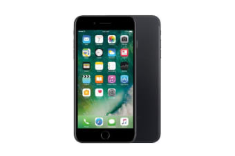 iPhone 7 - Black 32GB - Refurbished As New Condition